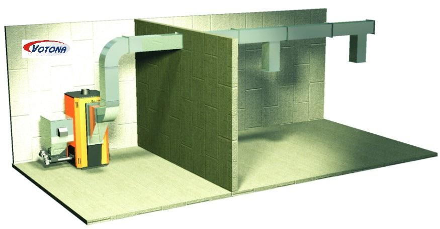 Instalace EGV - AIR