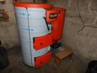 Automatický kotel EGV-DUO 20 kW  zásobník 160L