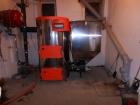 Automatický kotel EGV-DUO 27 kW zásobník 300L nerez