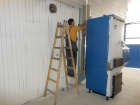 Automatický kotel KGS 75 kW
