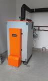 Kotel na štěpku EGV-MULTIFUEL 80 kW