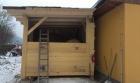Zásobník na štěpku kotle EGV-MULTIFUEL 80 kW