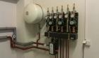 Rozdělovač topných okruhů 80 kW