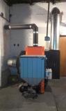 Teplovzdušný kotel EGV-AIR 60 kW