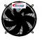 Axiální přívodní ventilátor FR-400-BG, 230V