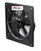 Axiální ventilátor, čtvercový rám FR-710-BS, 400V
