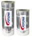Trubkový díl KFV průměr 120 mm s nastavitelnou délkou 400 až 500 mm (teleskopický)