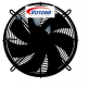 Axiální přívodní ventilátor FR-250-BG, 230V