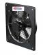 Axiální ventilátor, čtvercový rám FR-250-BS, 230V