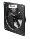Axiální ventilátor, čtvercový rám FR-400-BS, 230V
