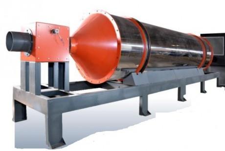 Bubnová sušárna 1000 - 1500 kg