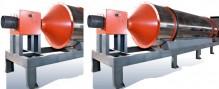 Bubnové sušárny 800 - 1200 kg/hod