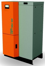 Kotel na pelety EGV PELET micro 10 kW