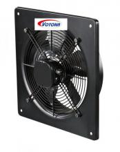 Axiální ventilátor, čtvercový rám FR-200-BS, 230V