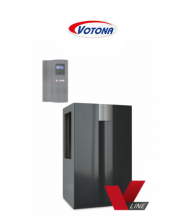 LWV 82R1/3 + WR 2.1-1/3 (výkon max. 7 kW, COP 4,1)