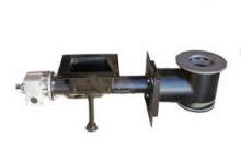 Hořák PANCERPOL 100 - 150 kW