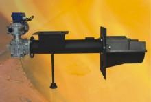 Hořák univerzální žlabový 25 kW EKO III.