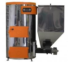 Kotel EGV - DUO 38 kW zásobník 300 L NEREZ zásobník levý nebo pravý
