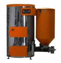 Kotel EGV - DUO 38 kW zásobník kulatý 160 L zásobník levý nebo pravý