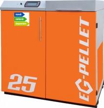 Kotel EGV - PELLET 25 kW automatický kotel na pelety