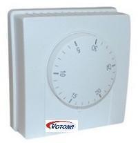 Pokojový termostat mechynický 230/24
